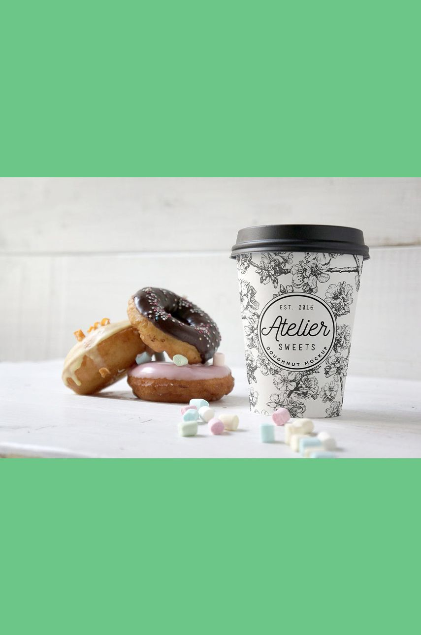 Coffee-Doughnut