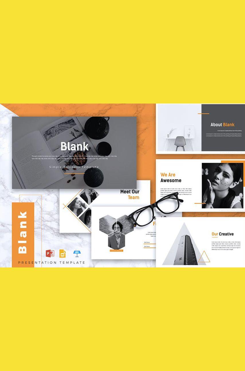 BLANK - Creative
