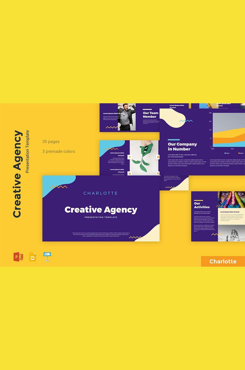 Charlotte - Creative