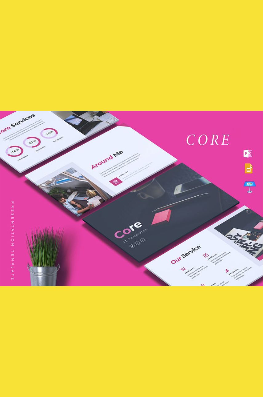 CORE - IT Company
