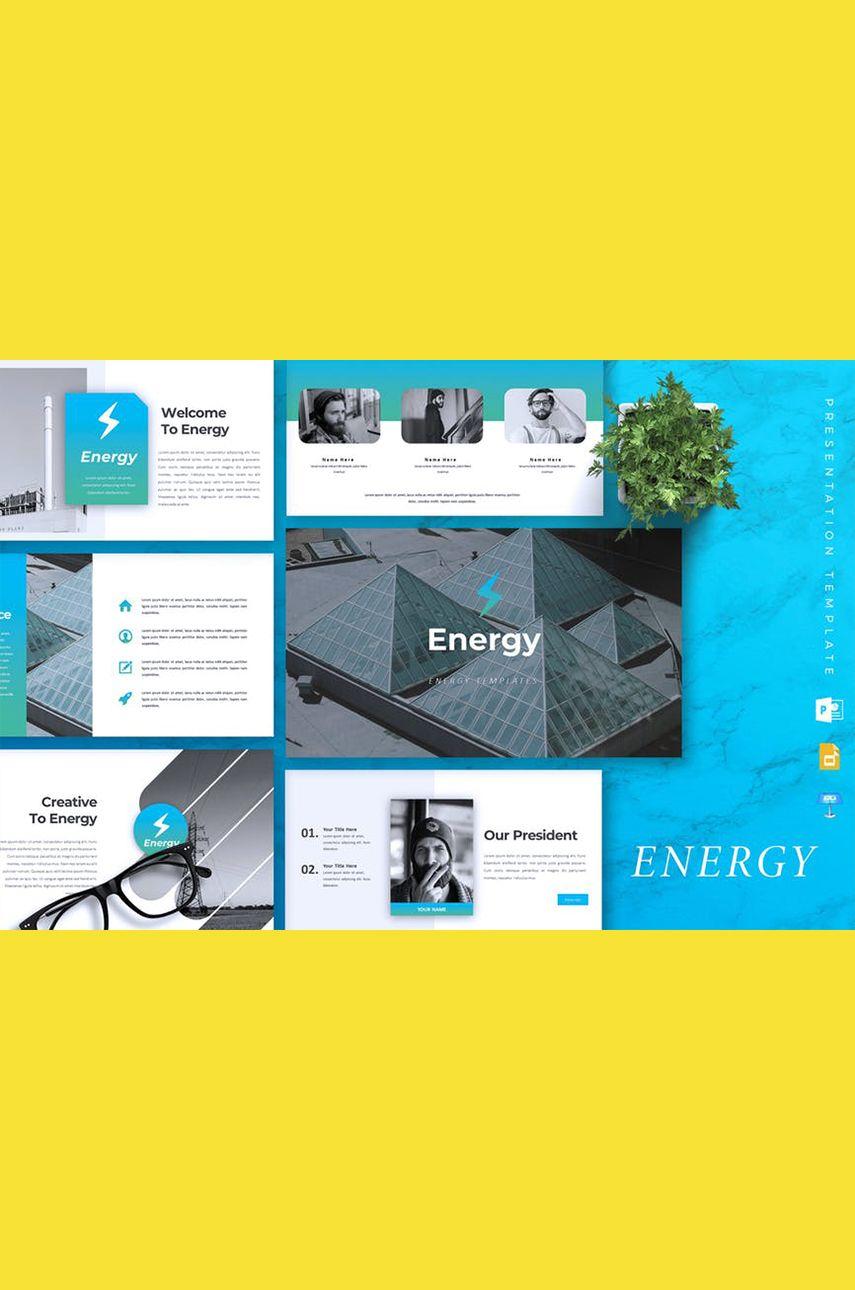 ENERGY - Company