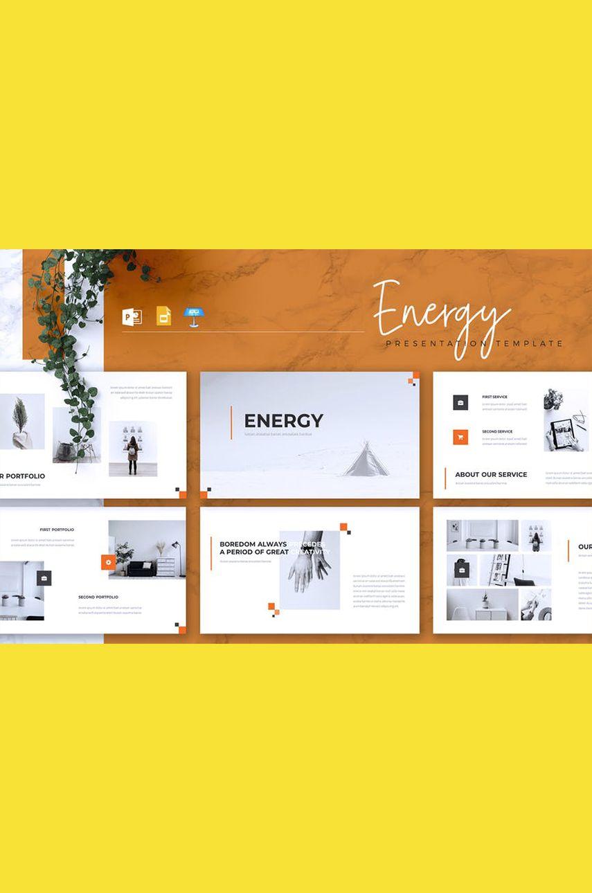 ENERGY - Creative
