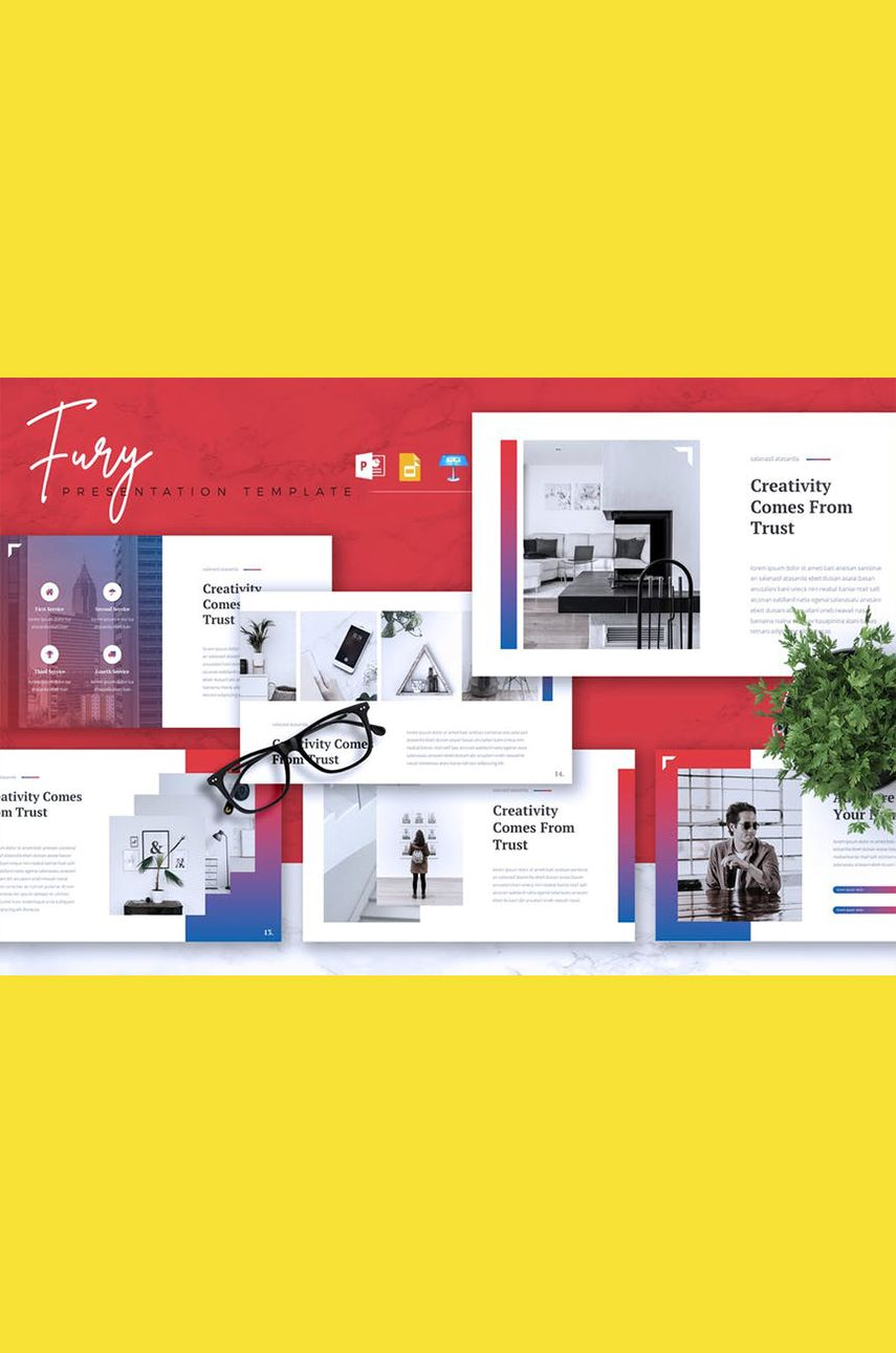 FURY - Creative