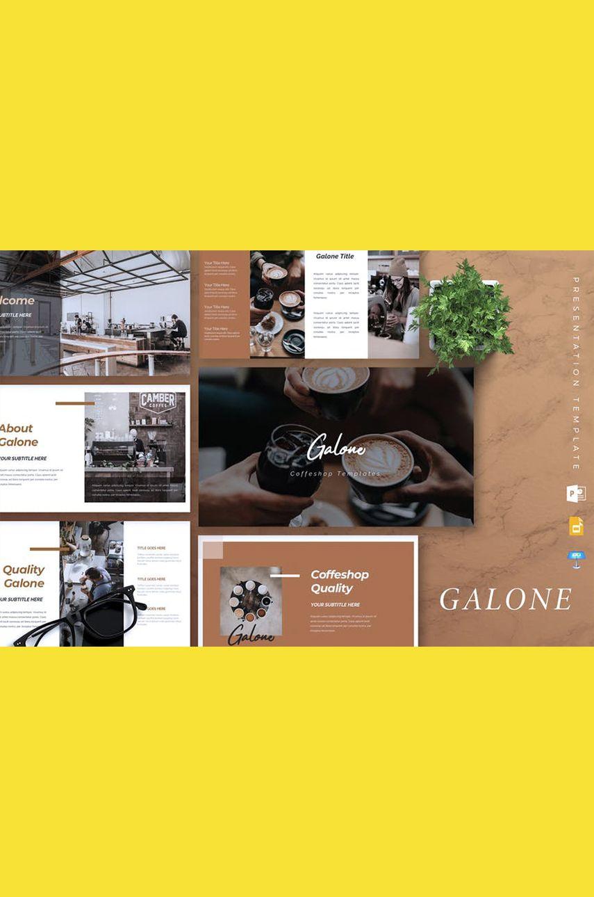 GALONE - Coffee