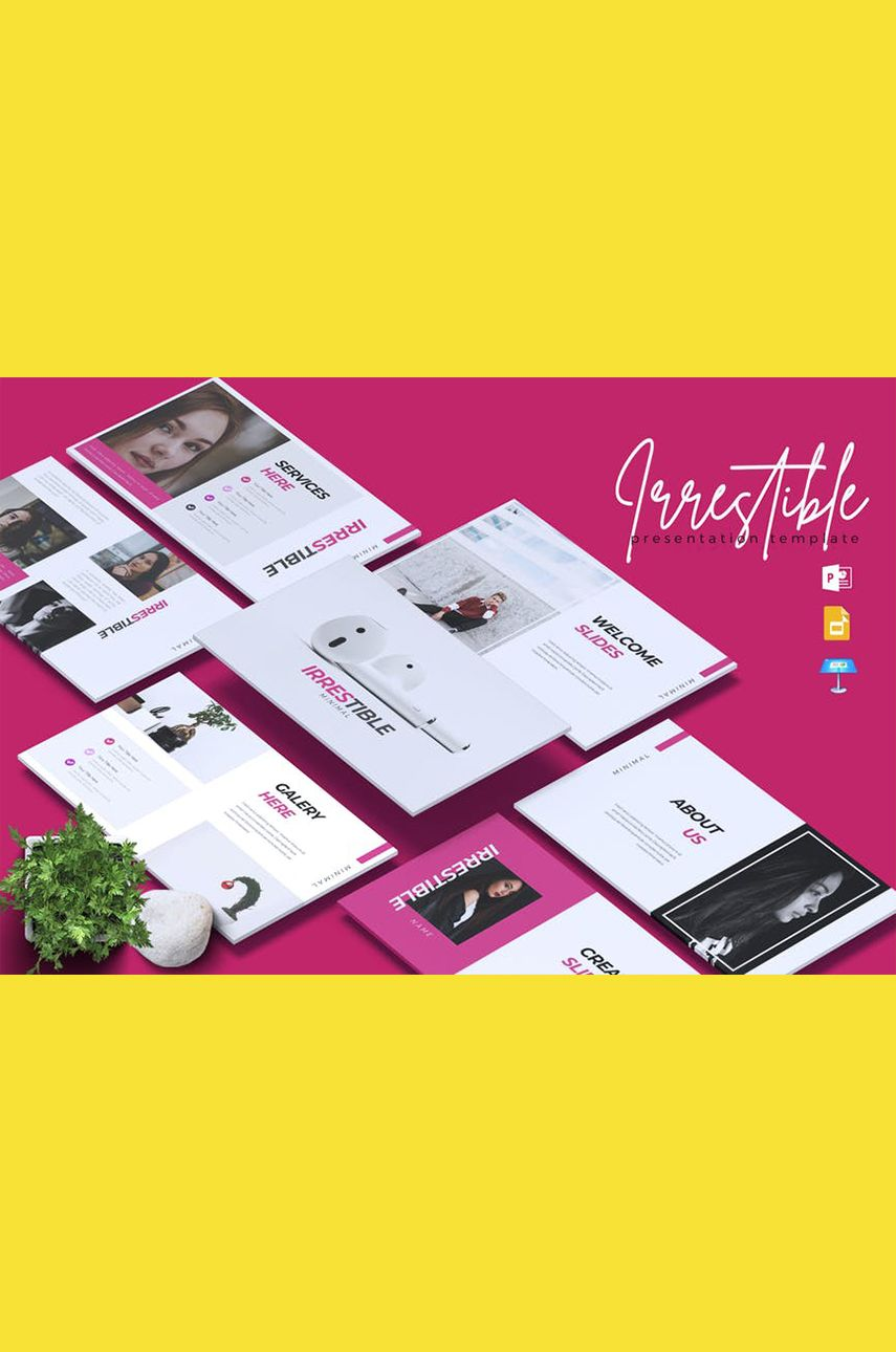IRRESTIBLE - Creative