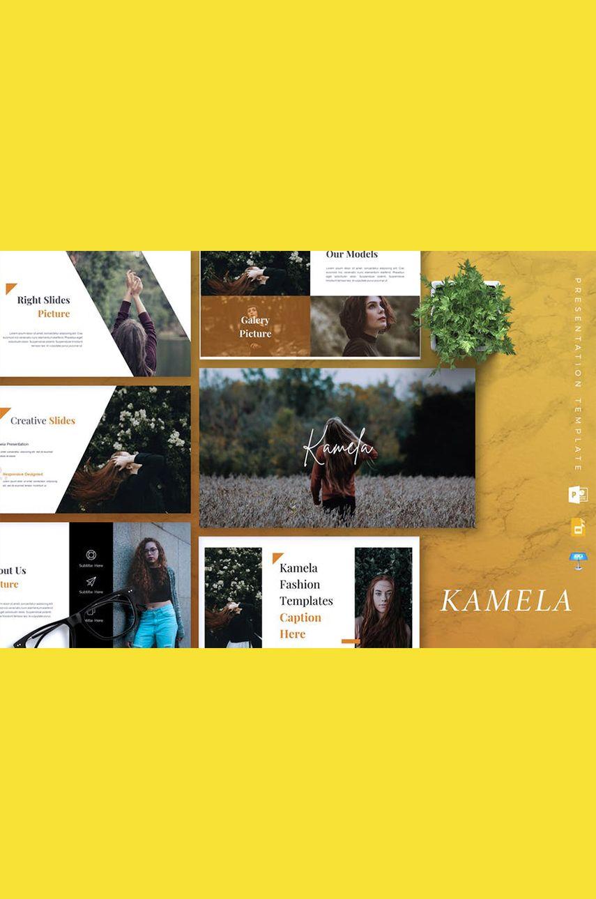 KAMELA - Creative
