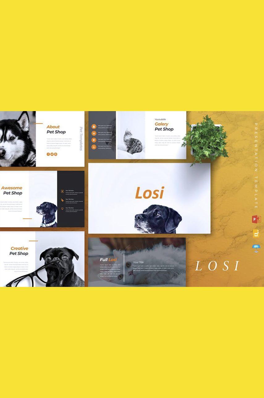 LOSI - Pet