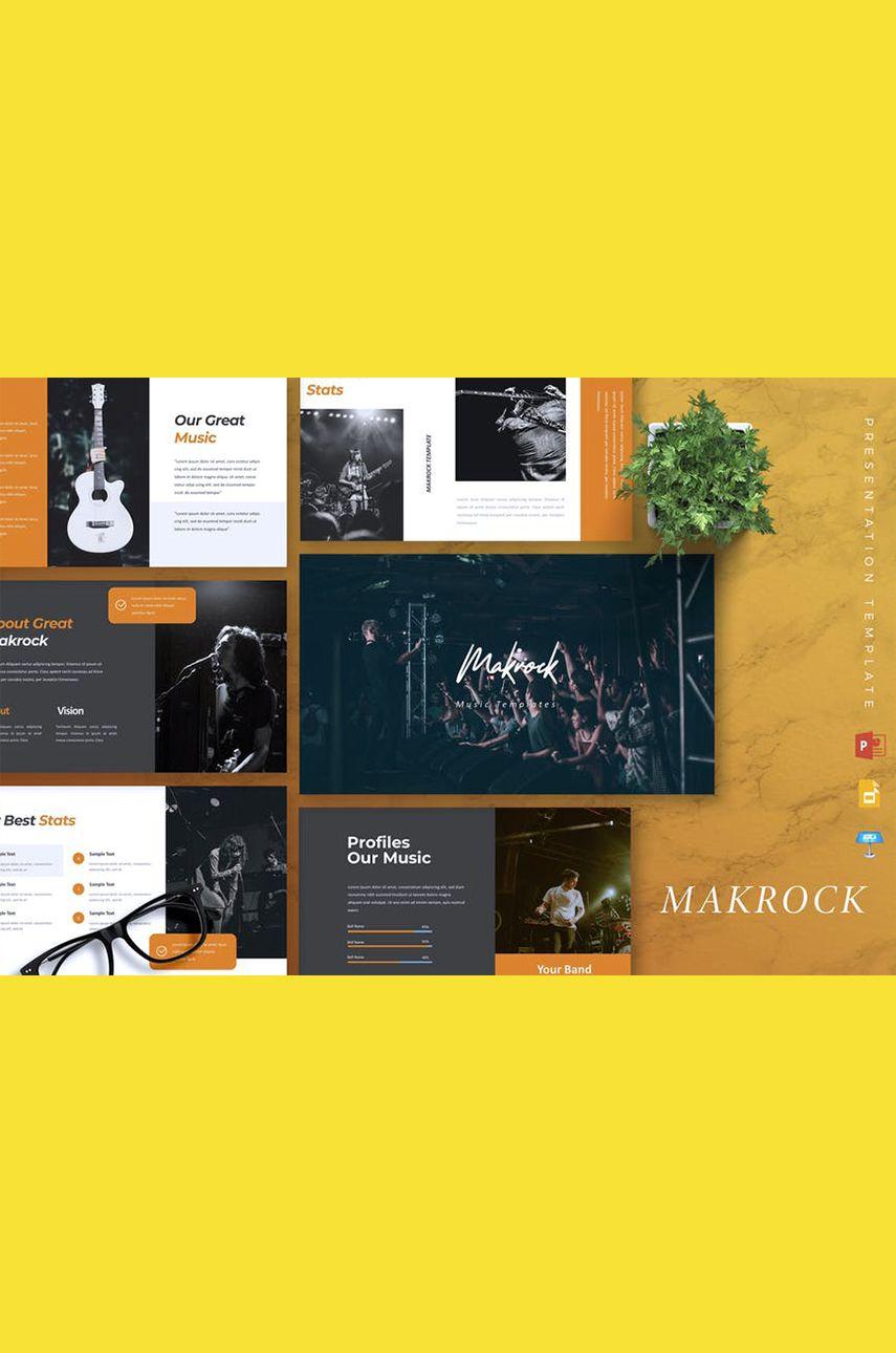MAKROCK - Music