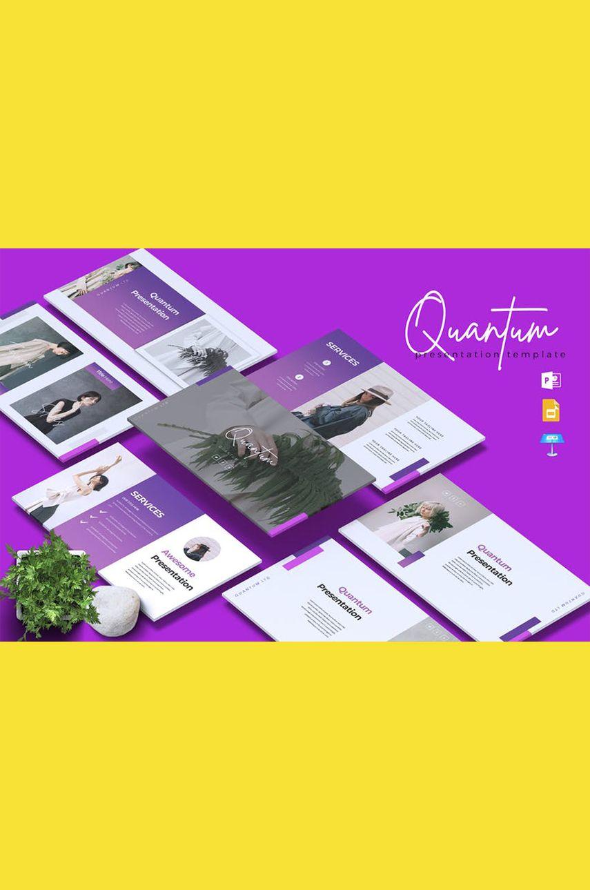 QUANTUM--Company