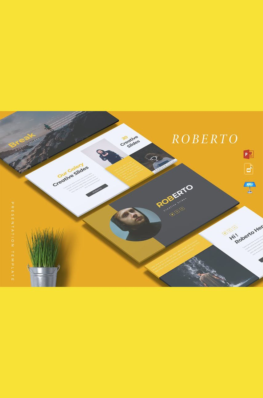 ROBERTO - Creative