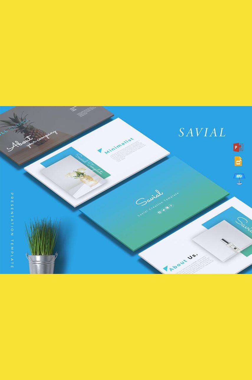 SAVIAL - Creative