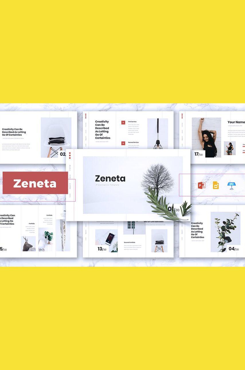 ZENETA - Creative